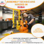 ASSEMBLY TECHNICIAN NEEDED